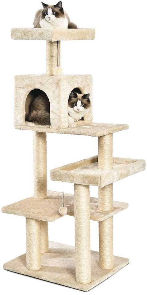 AmazonBasics Cat Tree – Multi-level