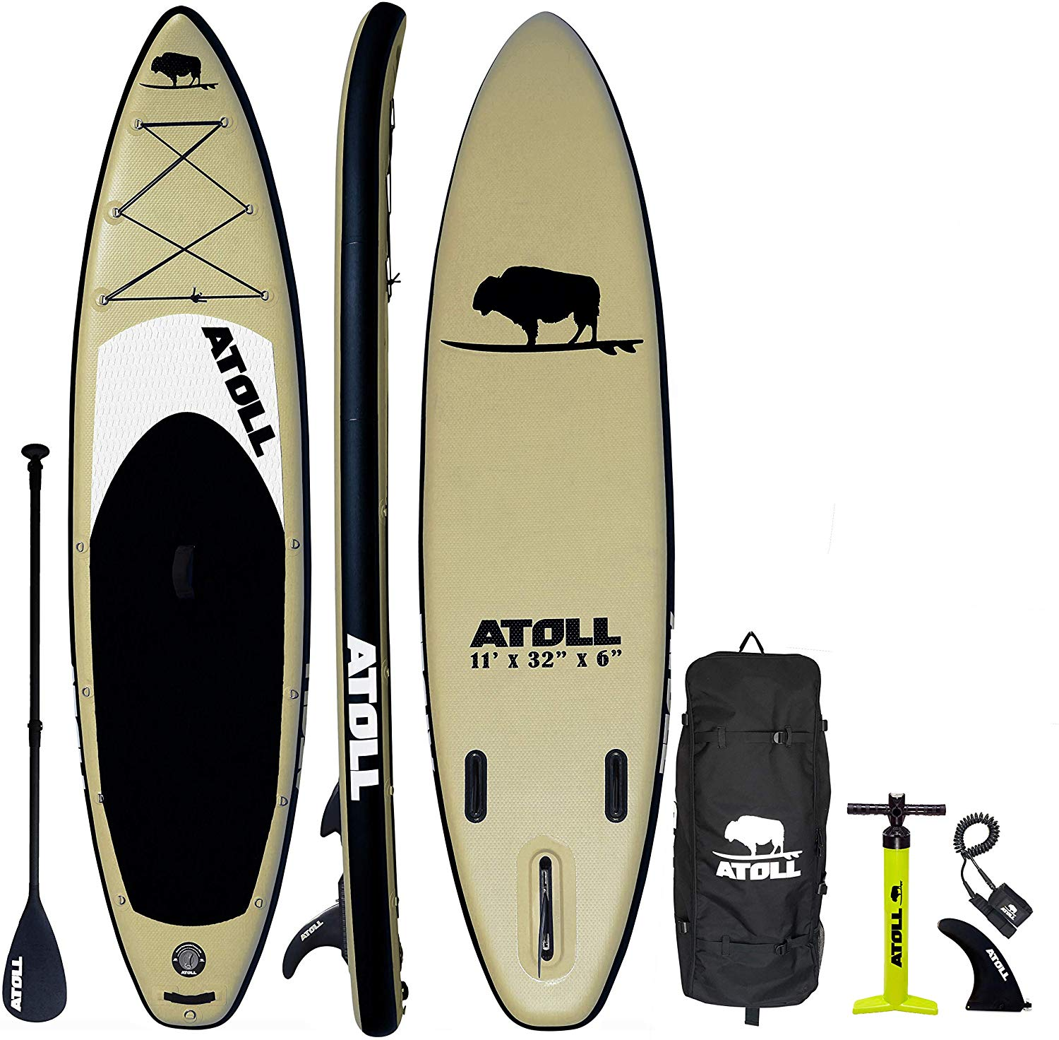 Atoll 11' foot stand up paddle board