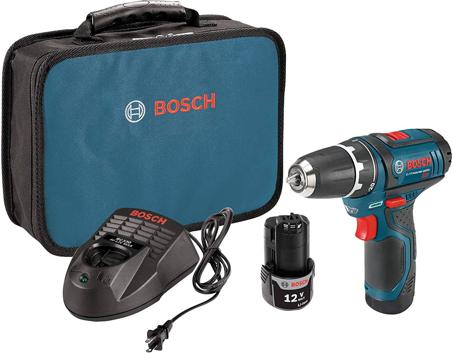 Bosch PS31 cordless drill