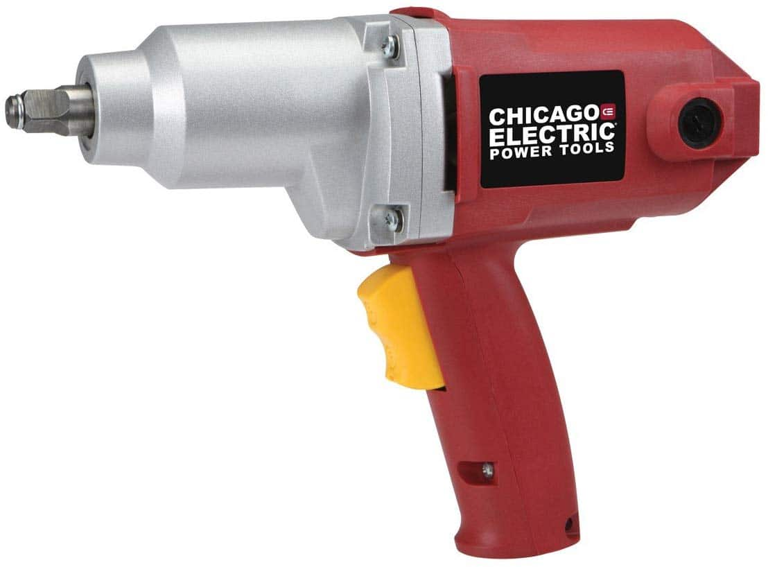 """1/2"""" Chicago Electric Impact Wrench"""