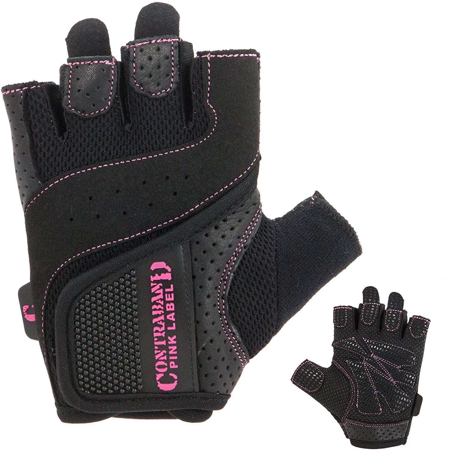 Contraband Women's Weight Lifting gloves