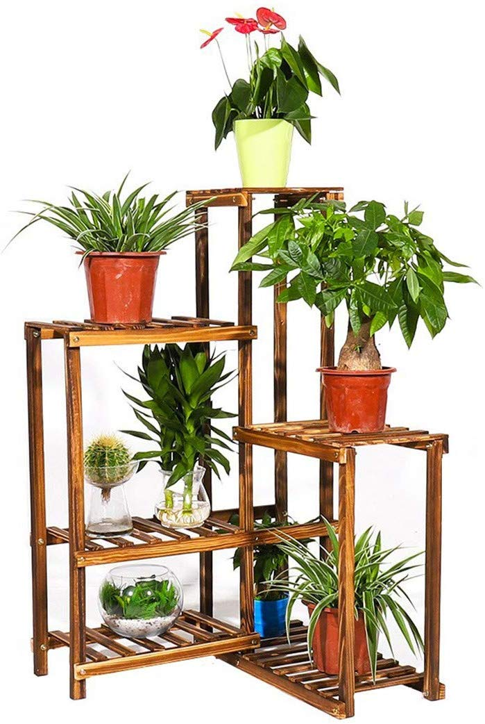 Corner Plant Stand by Unho