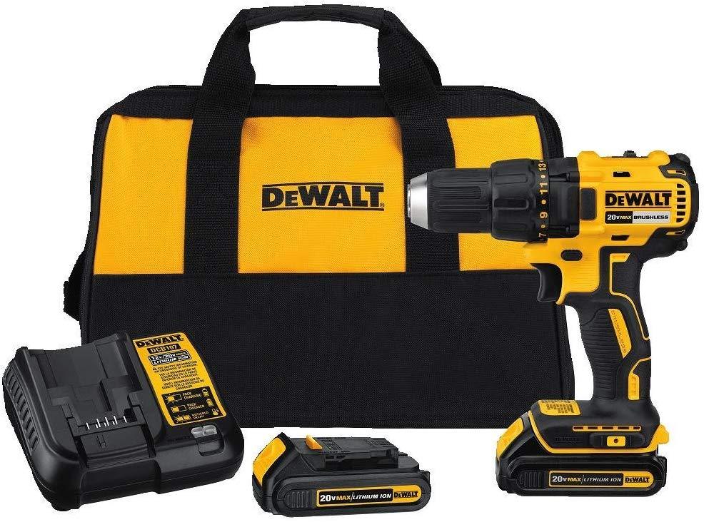 Dewalt DCD777C2 cordless drill