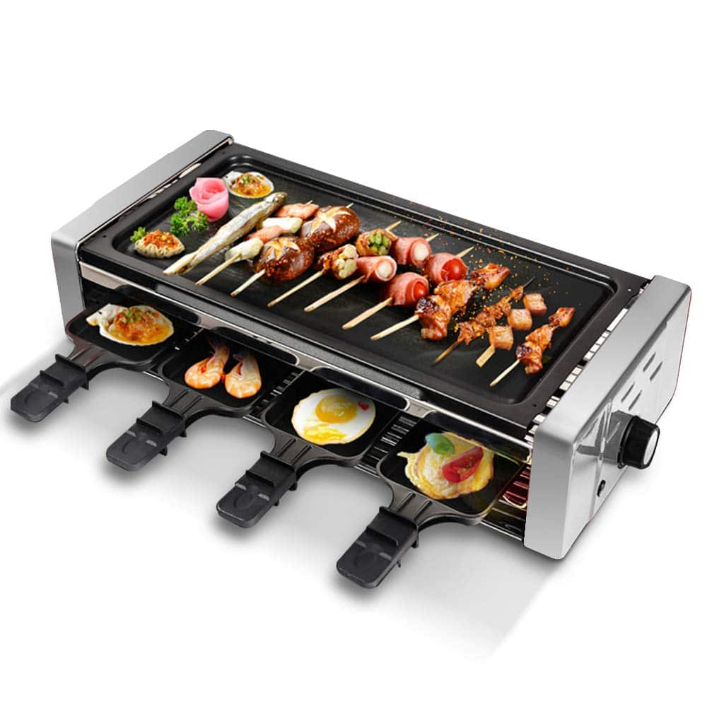 Electric Raclette Grill by HUIDANGJIA
