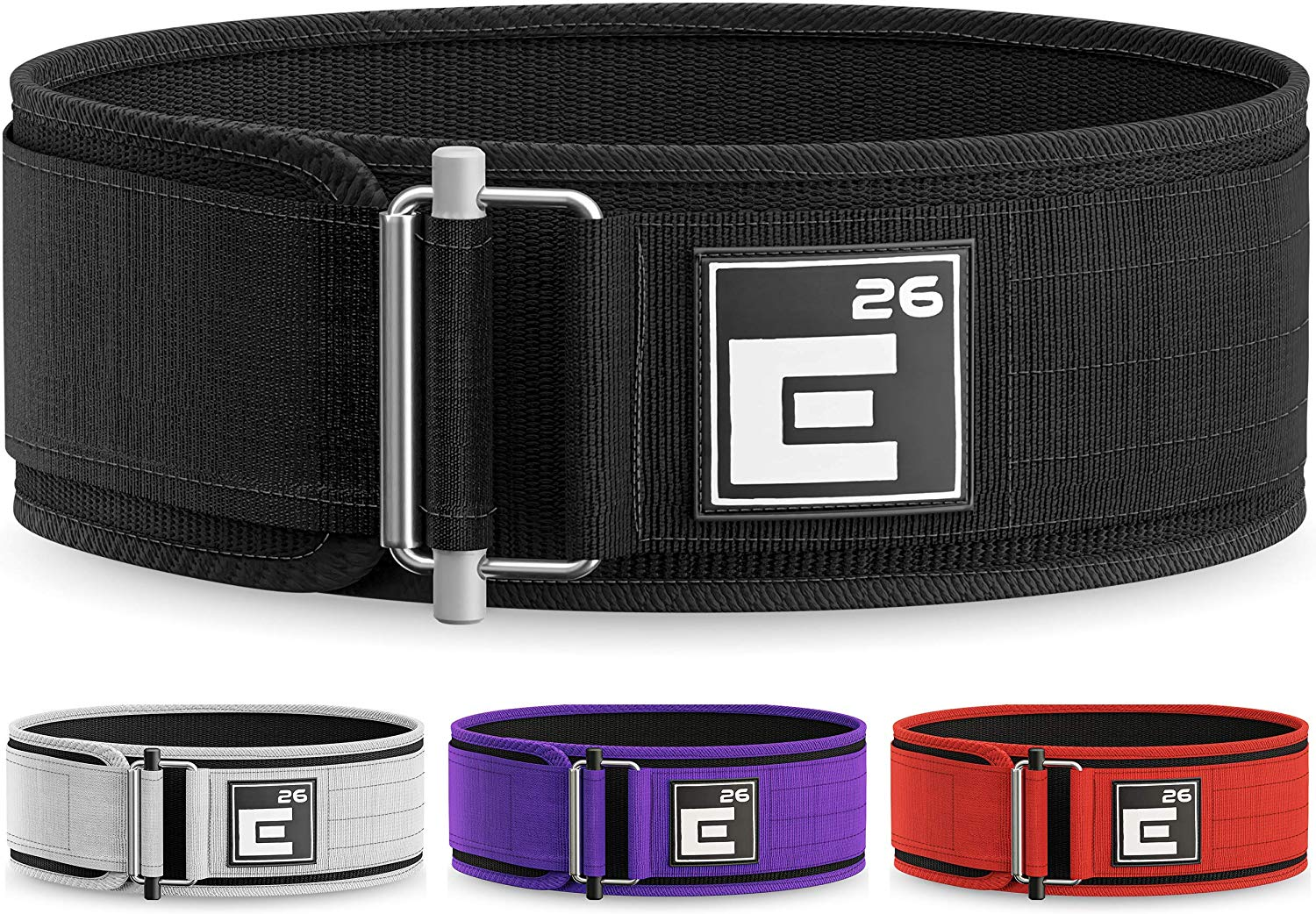 Element 26 Self-Locking Lifting Belt for Men and Women
