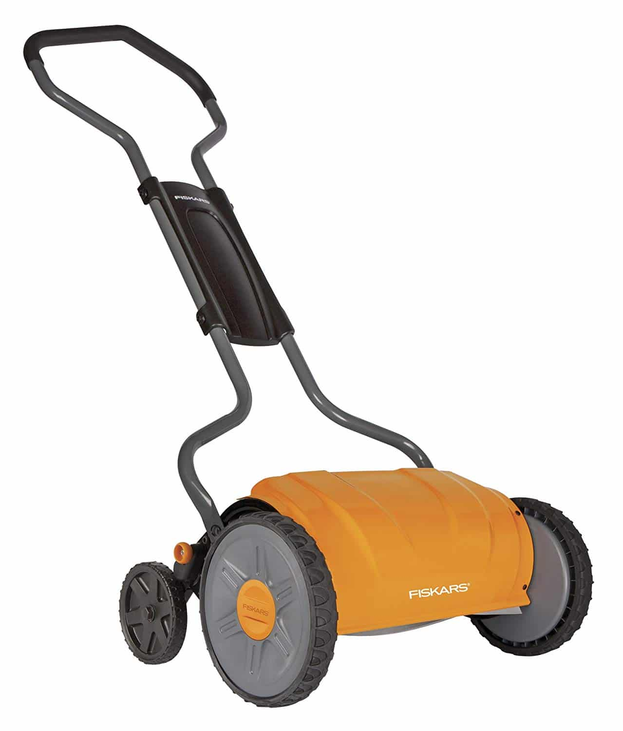 Fiskars Staysharp Push Reel Lawn Mower