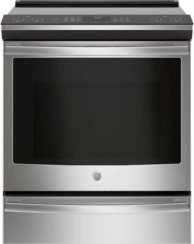 GE PHS930SLSS smoothtop cooktop