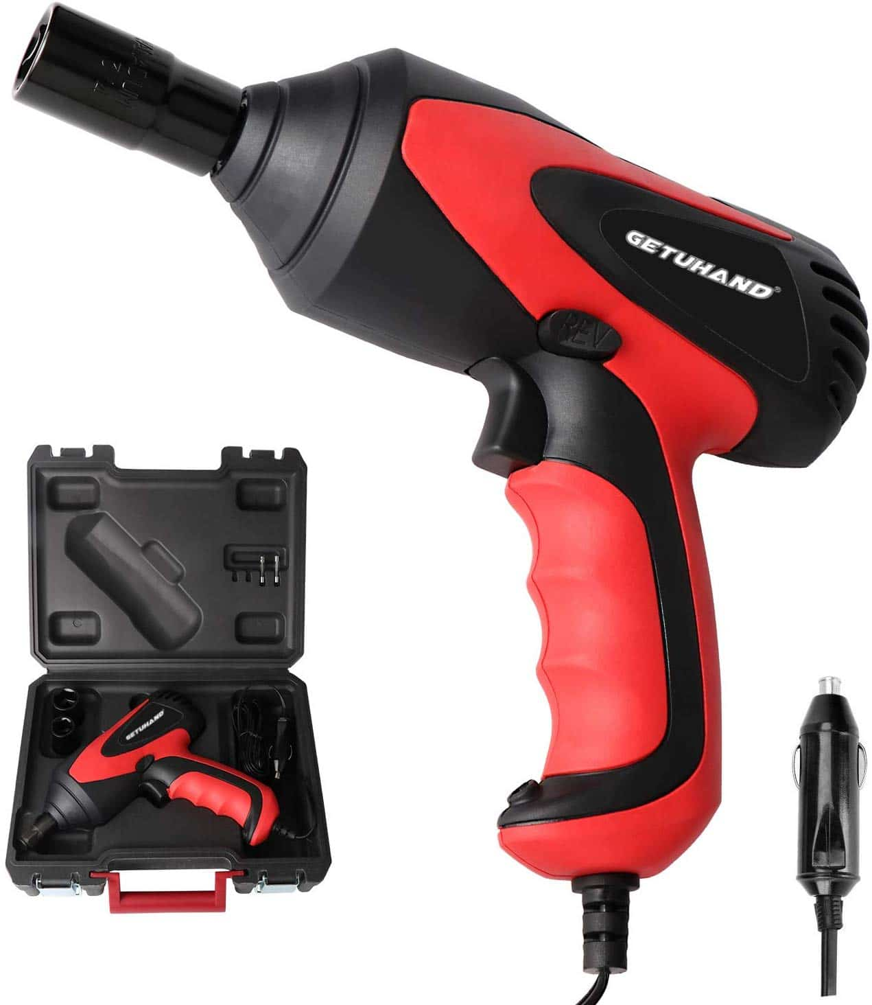 GETUHAND Car Impact Wrench 1/2 Inch
