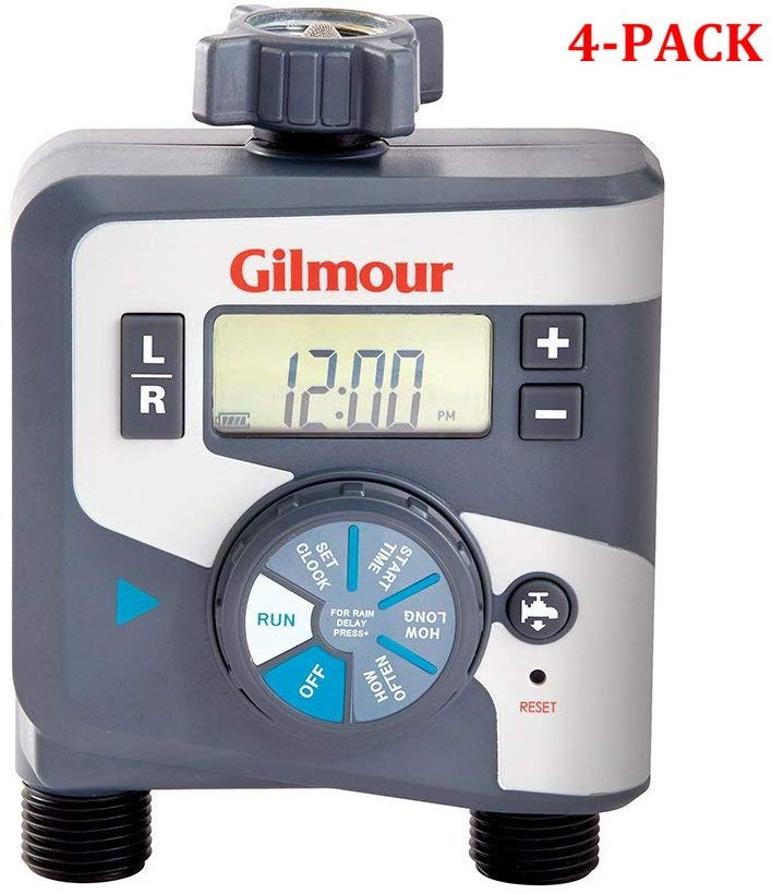Gilmour Electronic Outlet Water Timer
