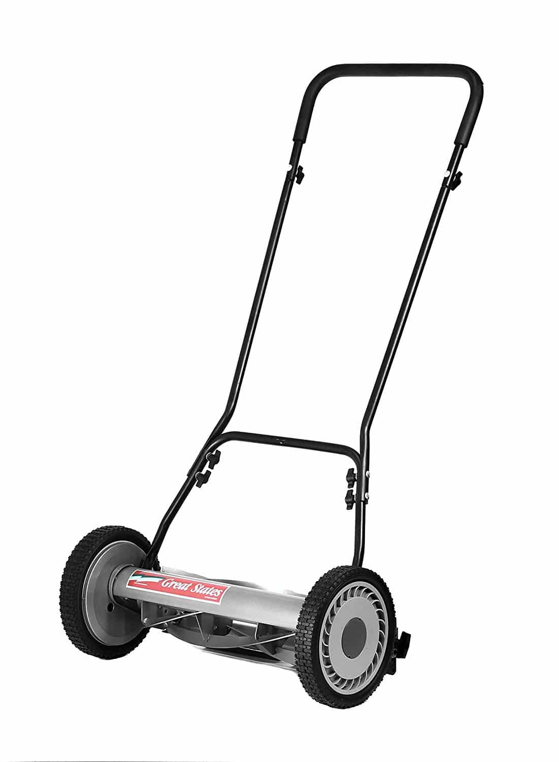Great States 5-Blade Push Reel Lawn Mower