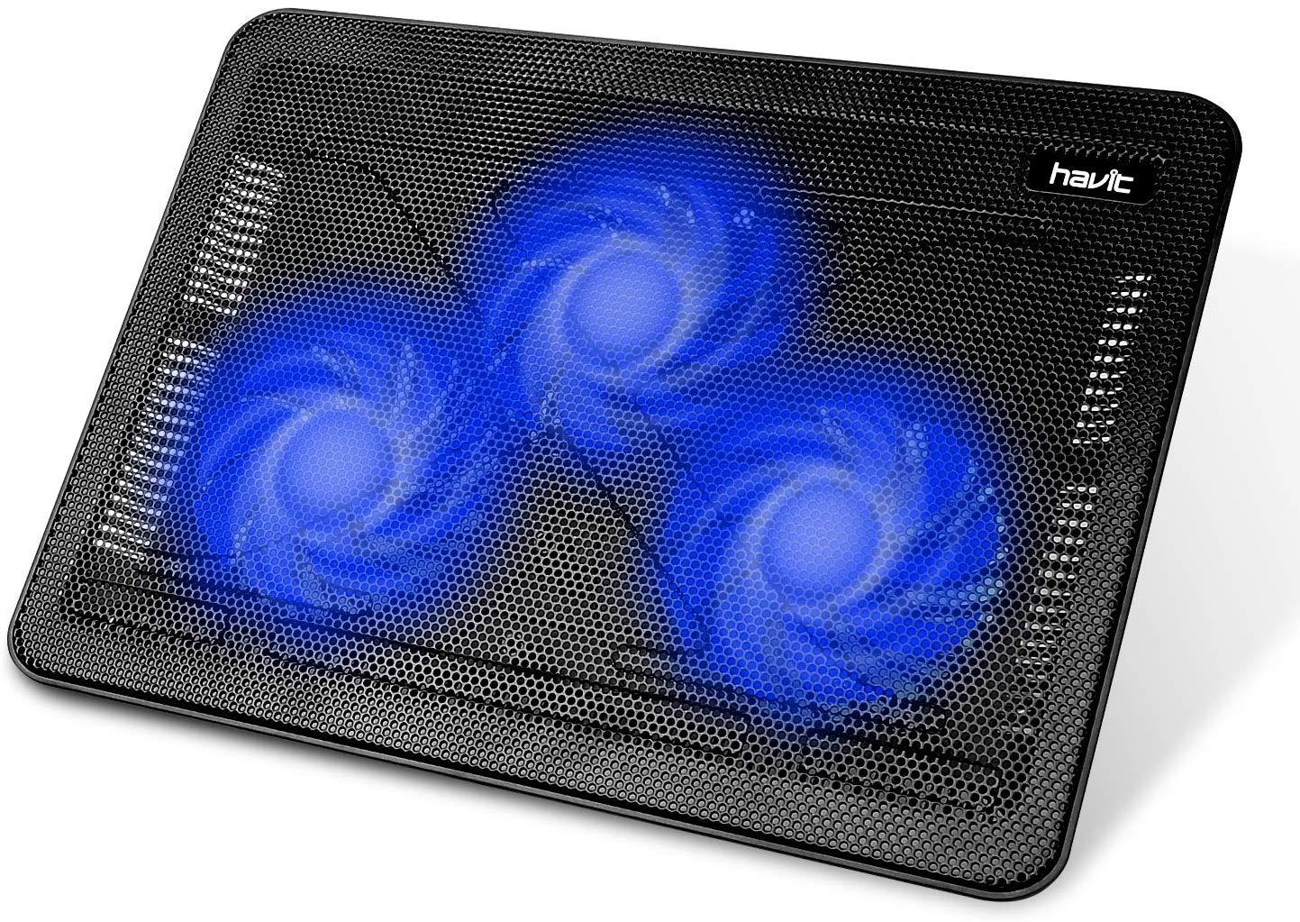 Havit HV-F2056 15.6-17 Laptop Cooling Cooler Pad