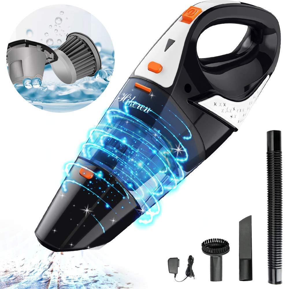 Hikeren Handheld Vacuum