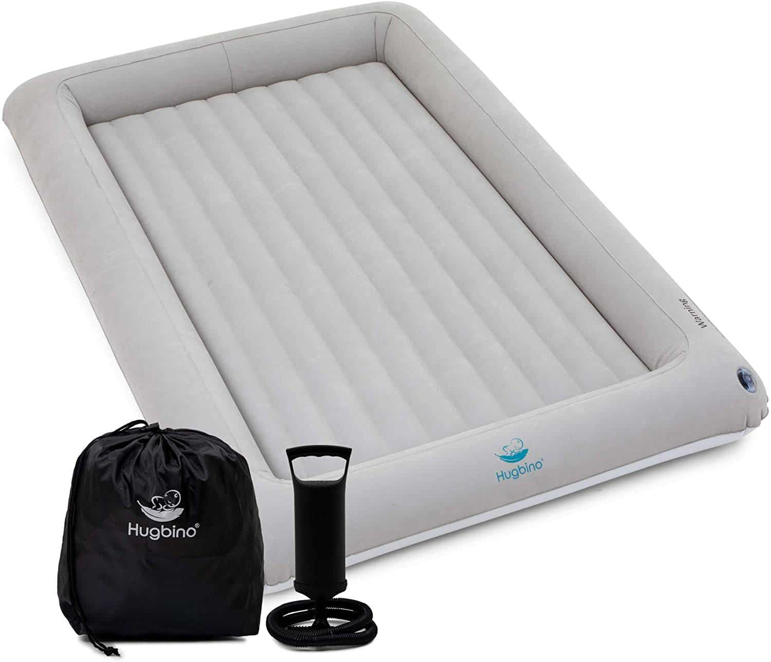 Hugbino Inflatable Kids Air Mattress