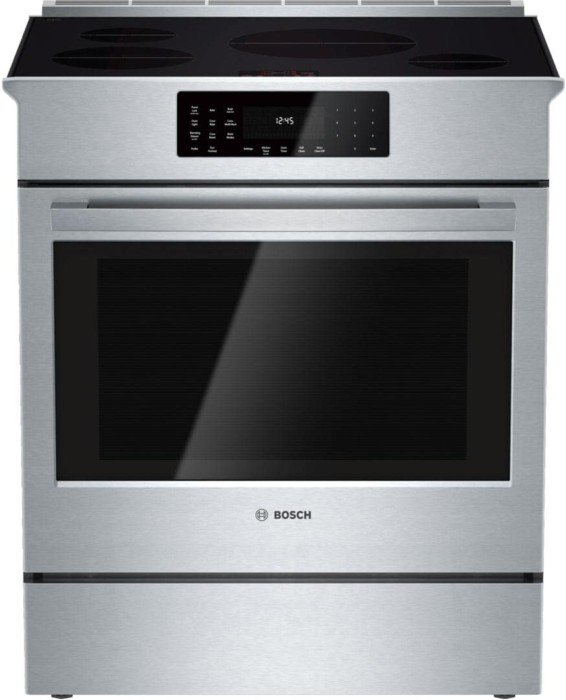 Induction Slide-In Range from Bosch