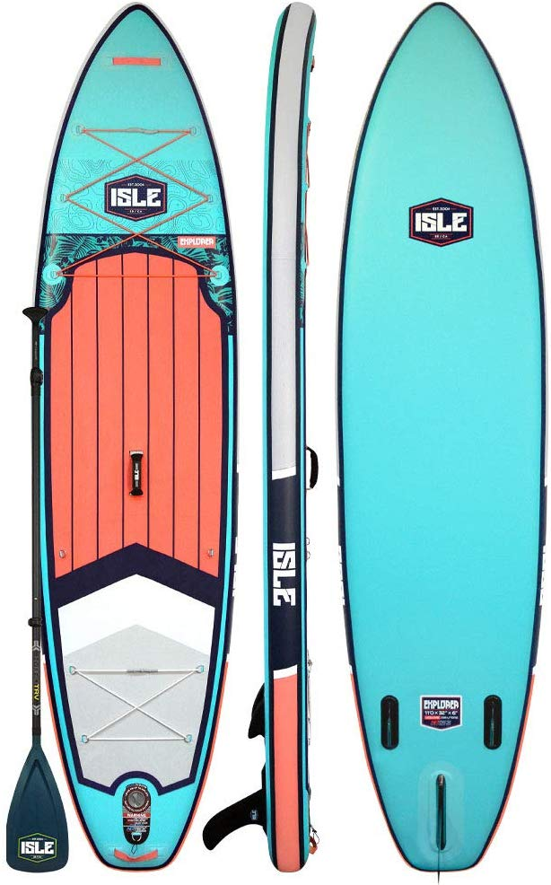 Isle Explorer inflatable SUP