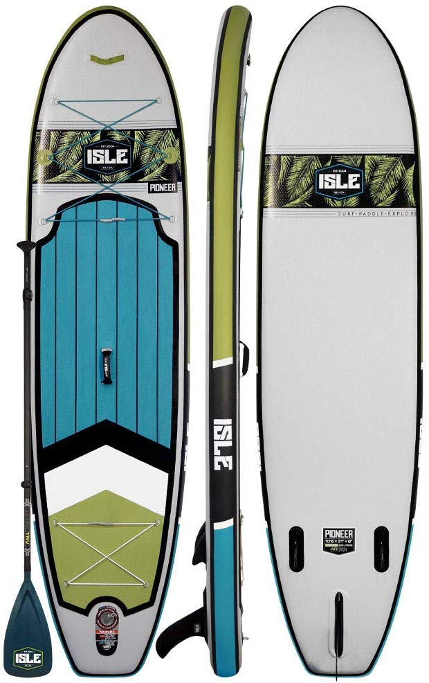 Isle pioneer stand up paddle board
