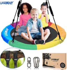 Lagendary Wooden Swing Sets