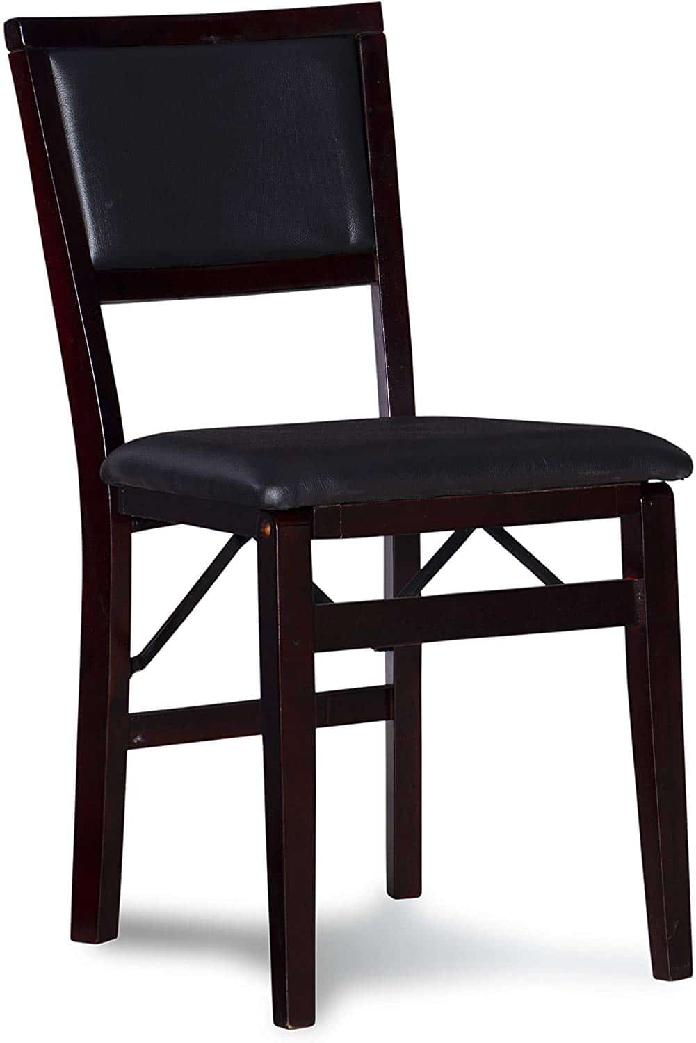 Linon Keira Pad Folding Chair