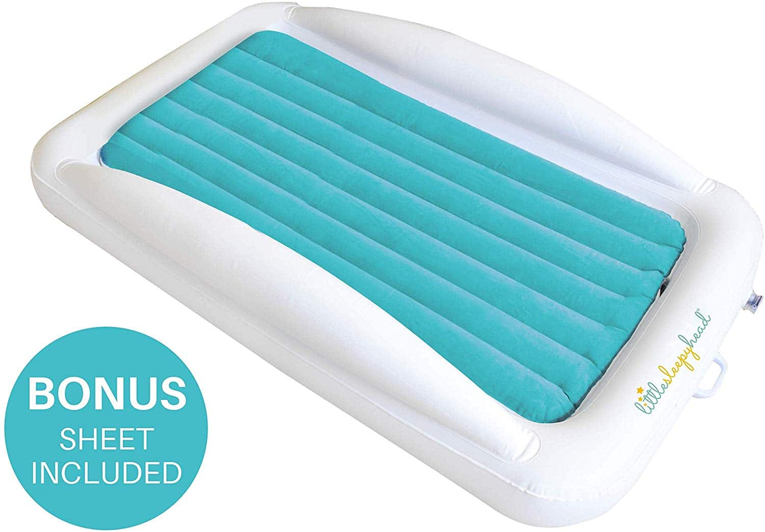 Little Sleepy Head Toddler Air Mattress Bed