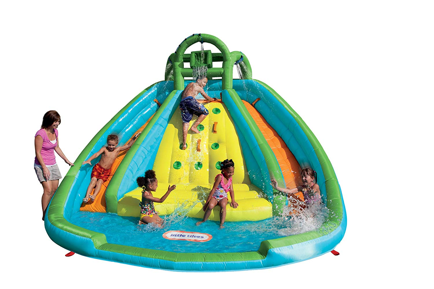 Little Tikes Rocky Mountain Inflatable Slide
