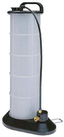 Mytivac 7300 pneumatic fluid evacuator