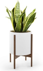 Omysa Waterproof Plant Stands for Outdoor and Indoor