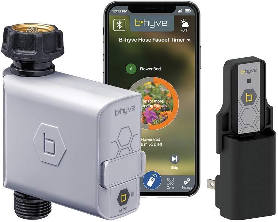 Orbit B-hyve Smart Hose with Wi-Fi Hub