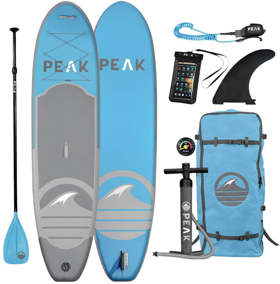 Peak all round paddle board
