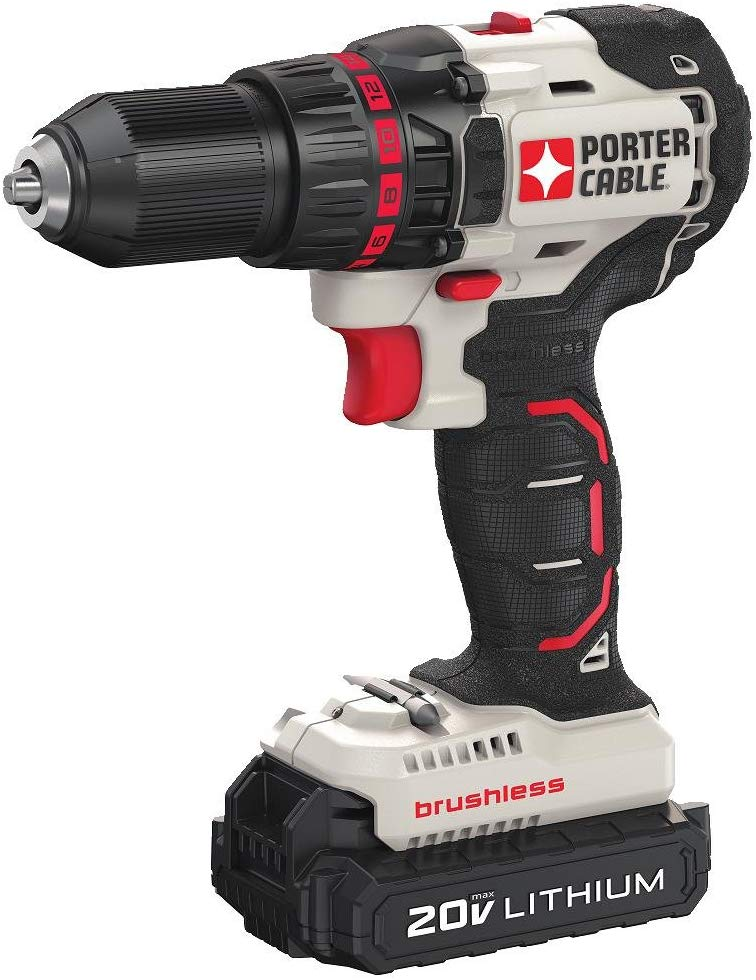 Porter-Cable 20V cordless drill