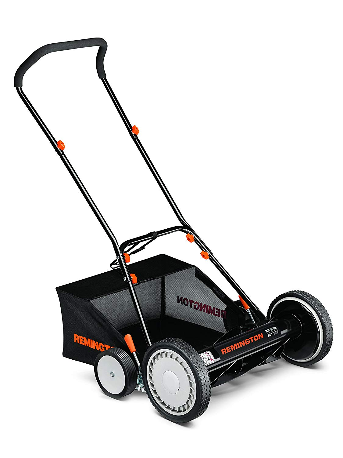 Remington 18-Inch Reel Push Mower