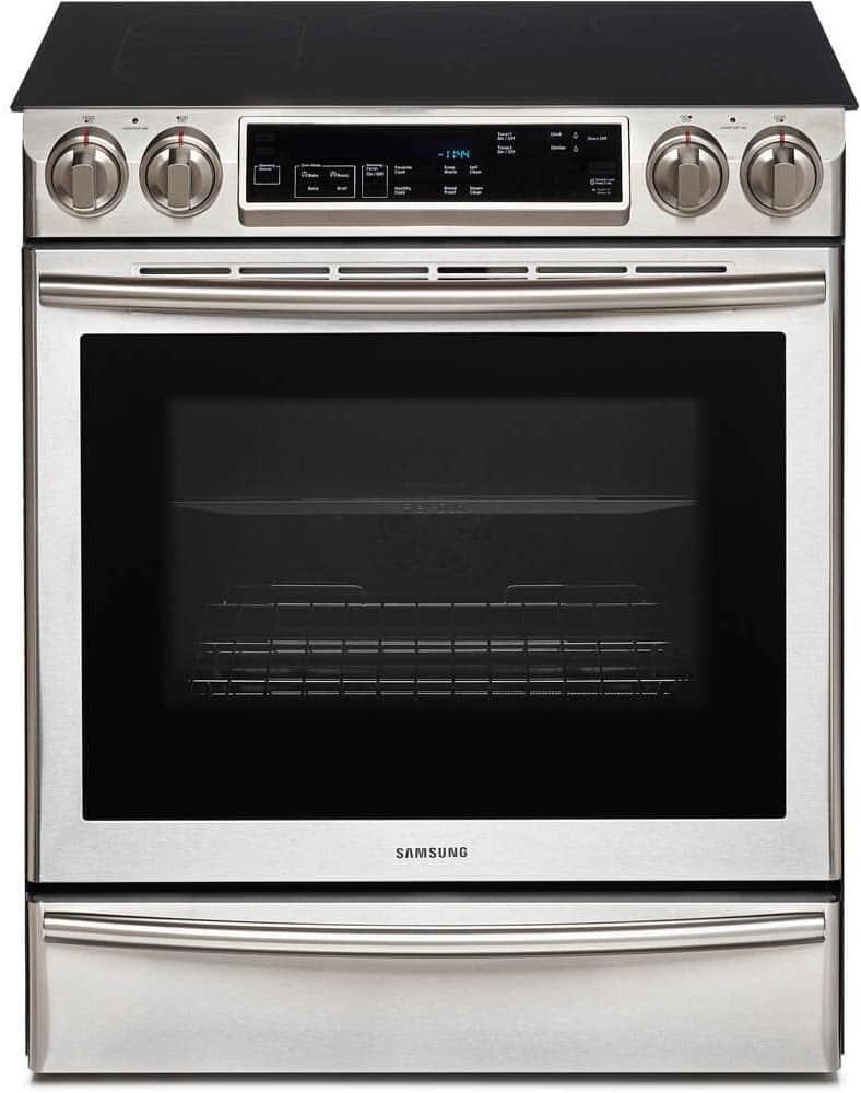 Samsung FlexDuo slide in oven