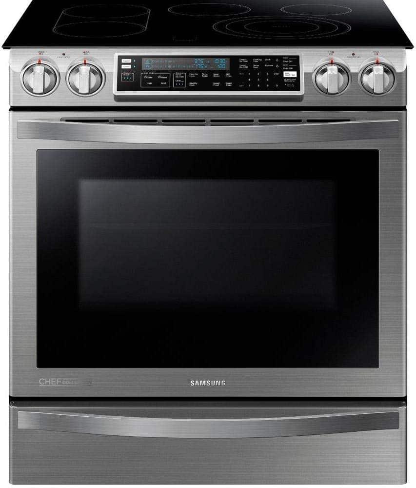 Samsung NE58H9970WS induction range