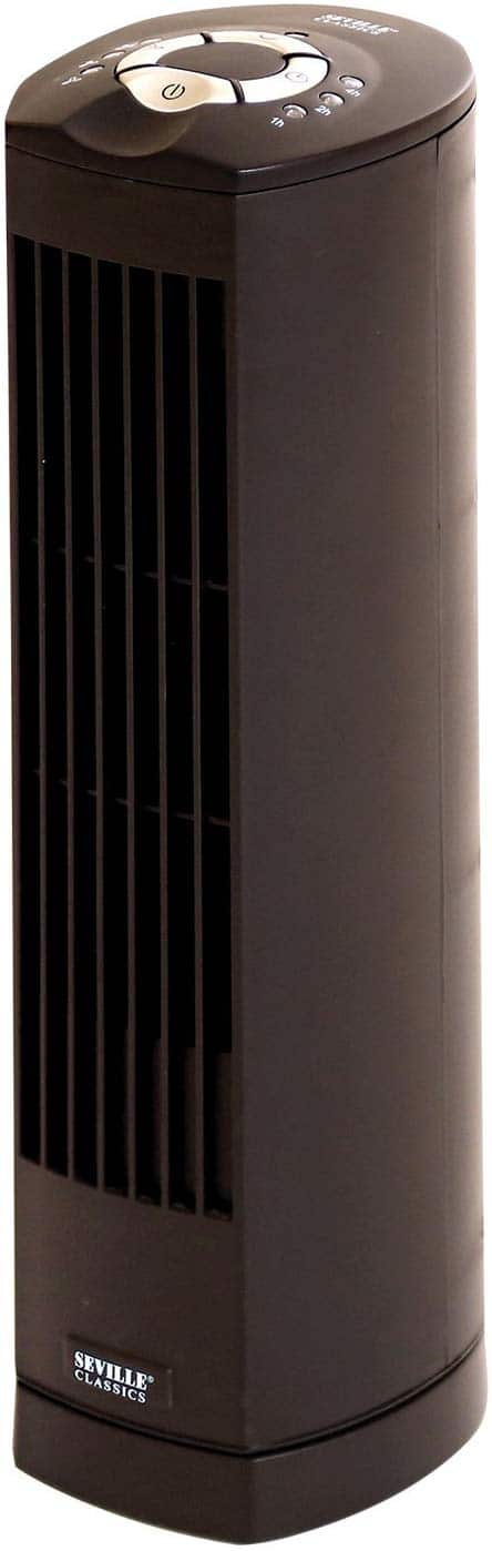 Seville Classics UltraSlimline Tower Fan
