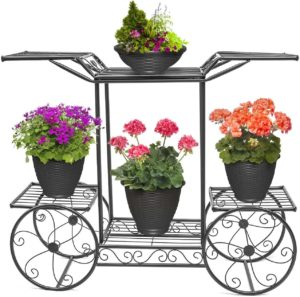 Sorbus Hard Metal Plant Stand