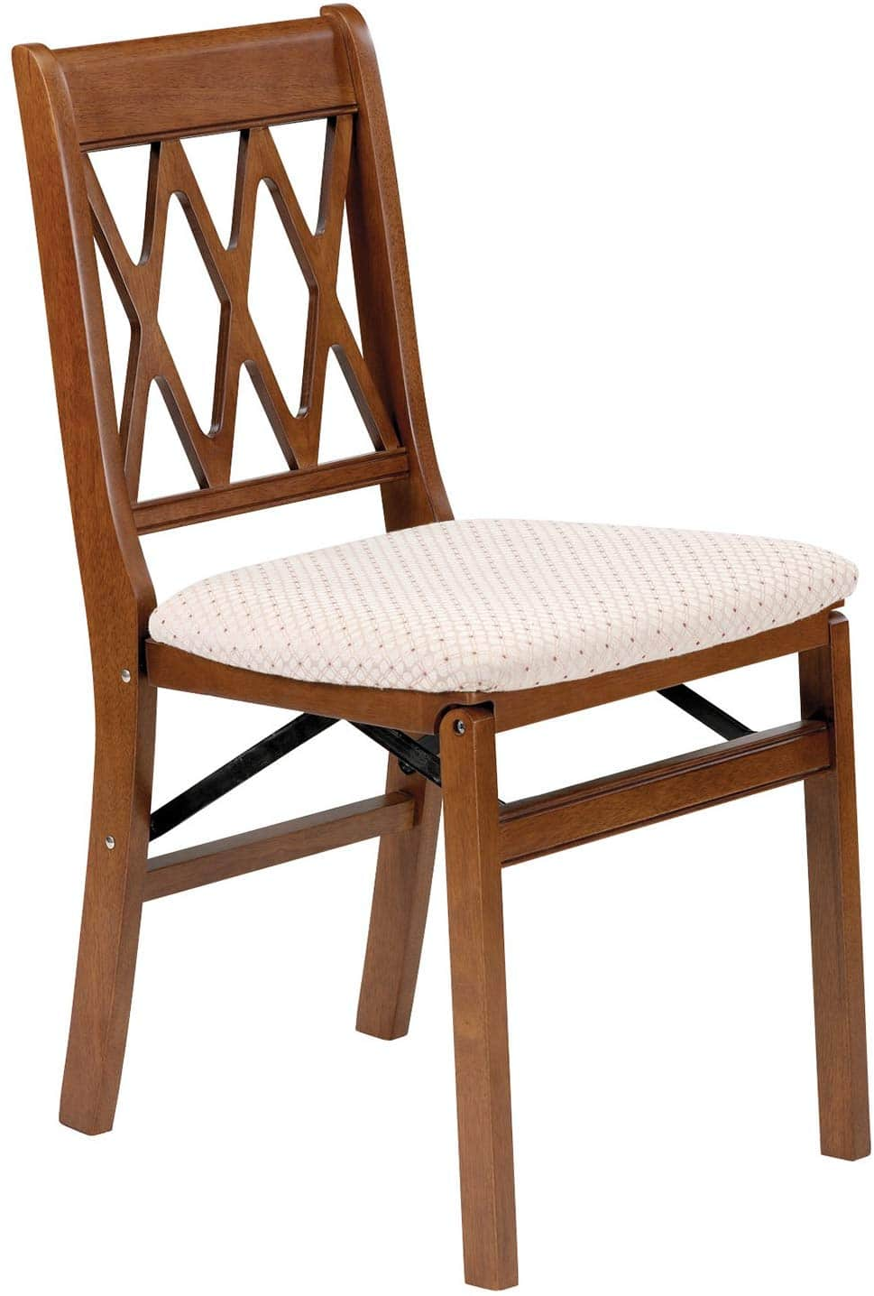 Stakmore Lattice Back Folding Chair