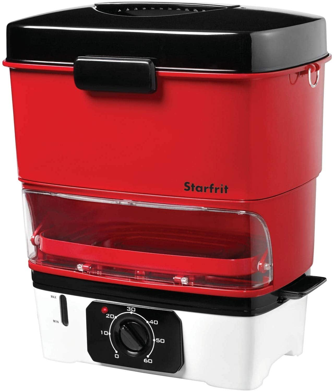 Starfrit 024730-002-0000 Electric Hot Dog Steamer
