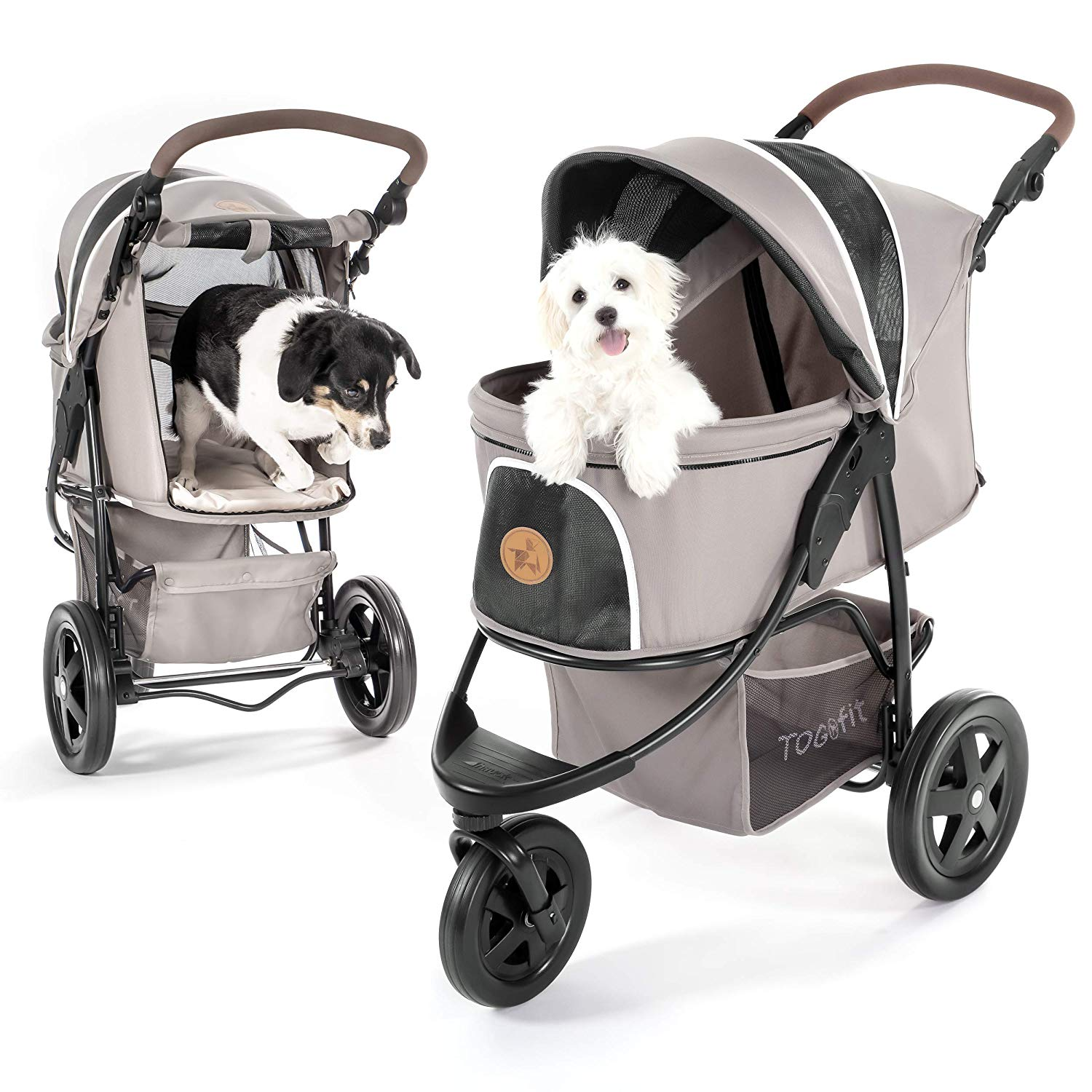 TOGfit Pet Roadster - Luxury Pet Stroller for Puppy