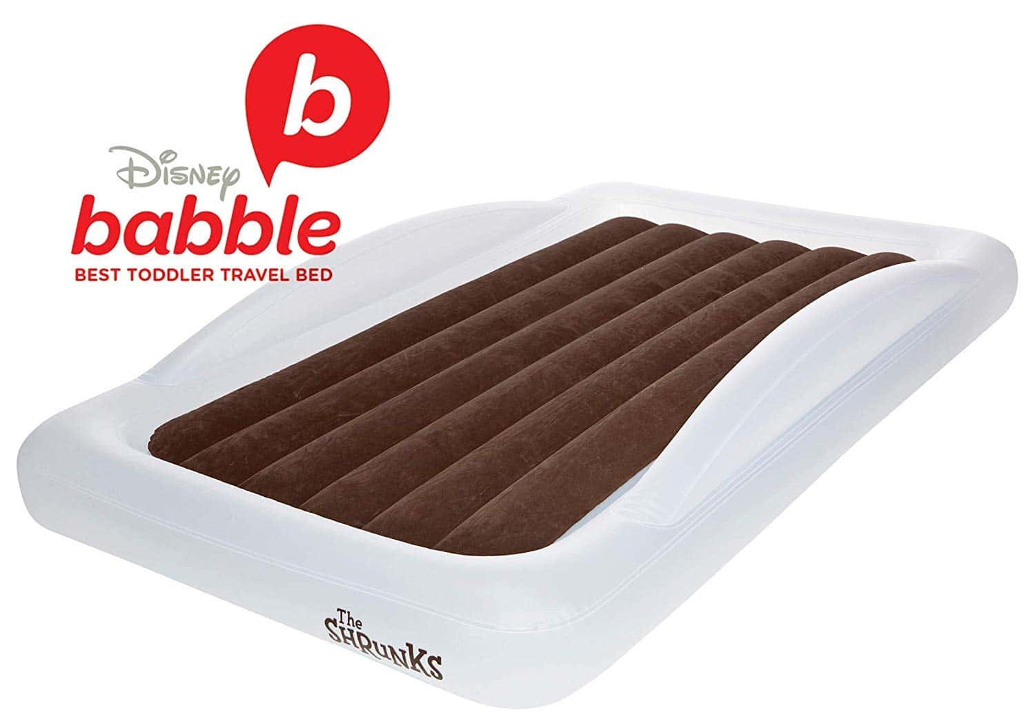 The Shrunks Toddler Air Mattress Bed