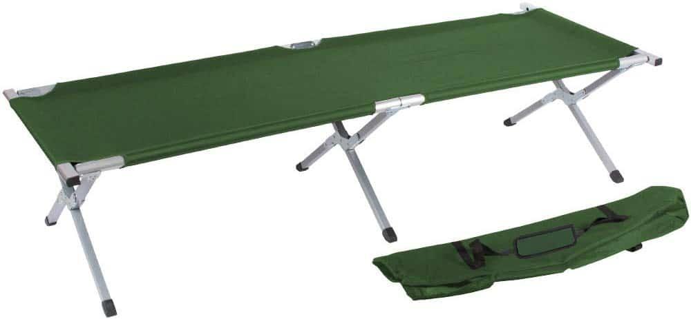 Trademark Innovations Portable Folding Bed