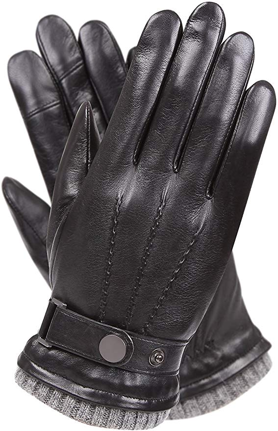 WARMEN Men's gloves