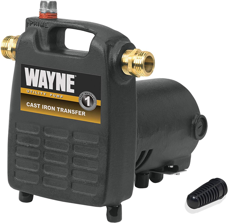 WAYNE Multi-Purpose Pump.