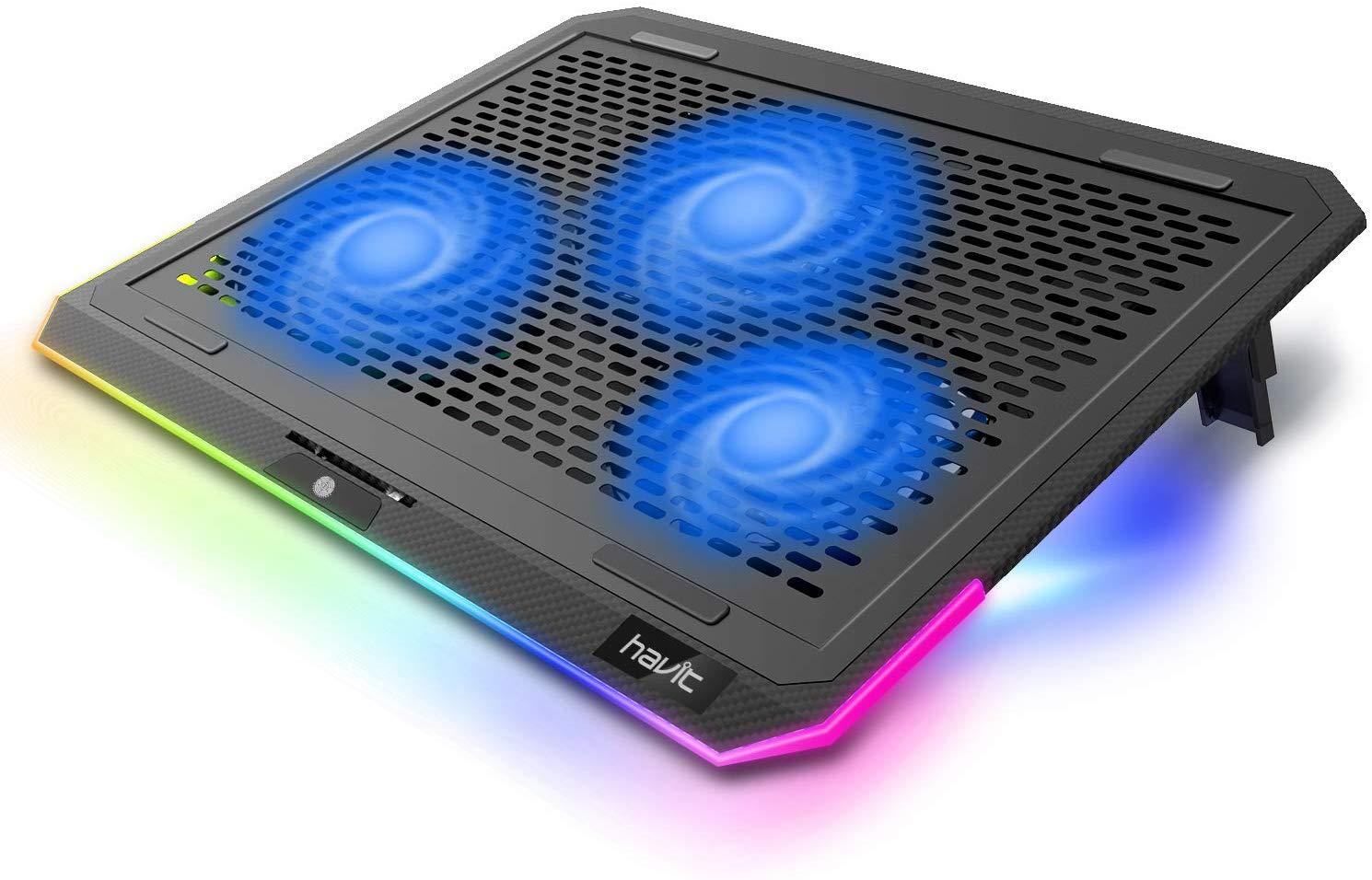 havit RGB Laptop Cooling Pad