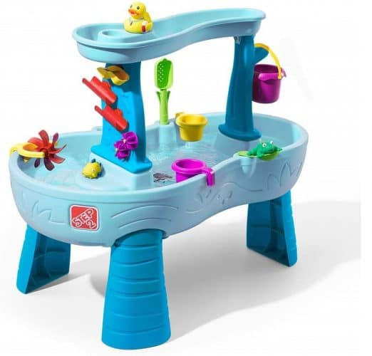10.Step2 Sun Shower Water Table