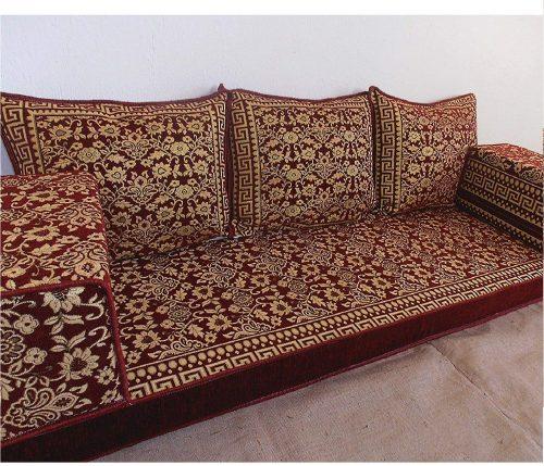 5.arabic floor seating,arabic sofa,arabic couch,floor seating sofa,oriental seating,bar decor