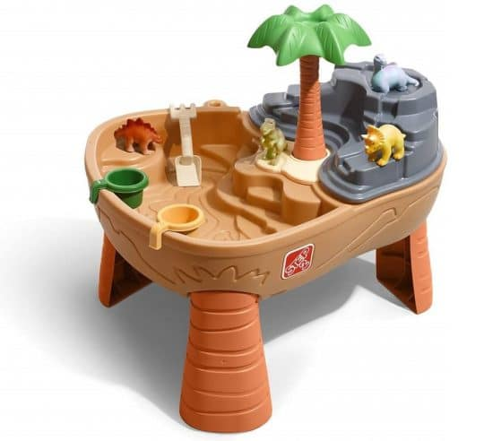 6.Step2 Dino Dig Sand & Water Table