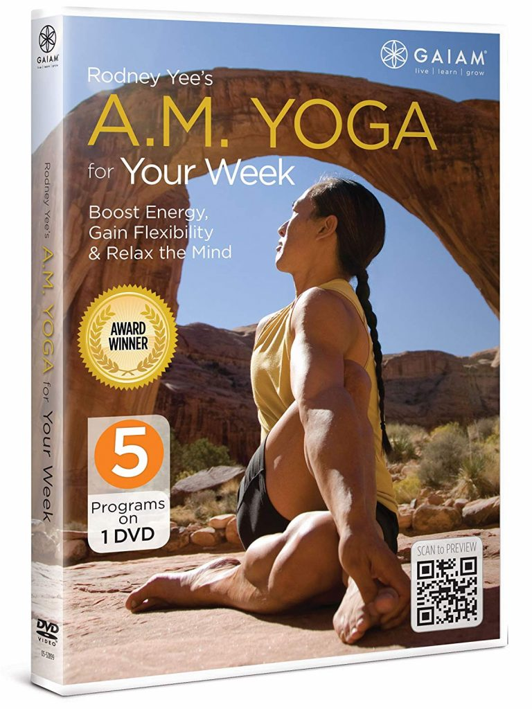 A.M. Yoga for Your Week by Rodney Yee