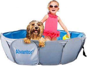 Alvantor Pet Swimming Pool