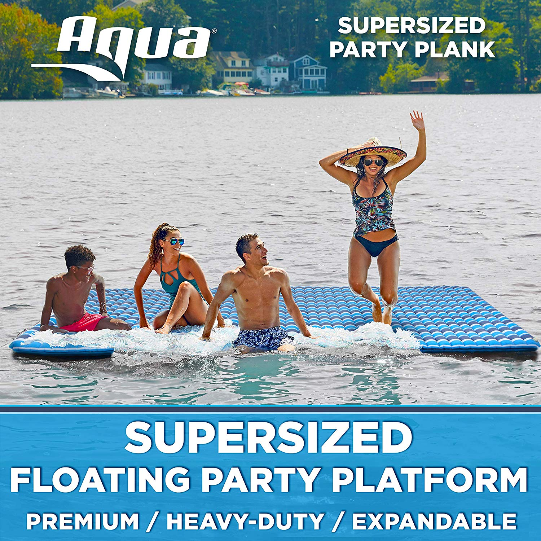 Aqua Expandable Floating Water Mat