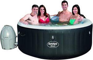 Best way Hot Tub