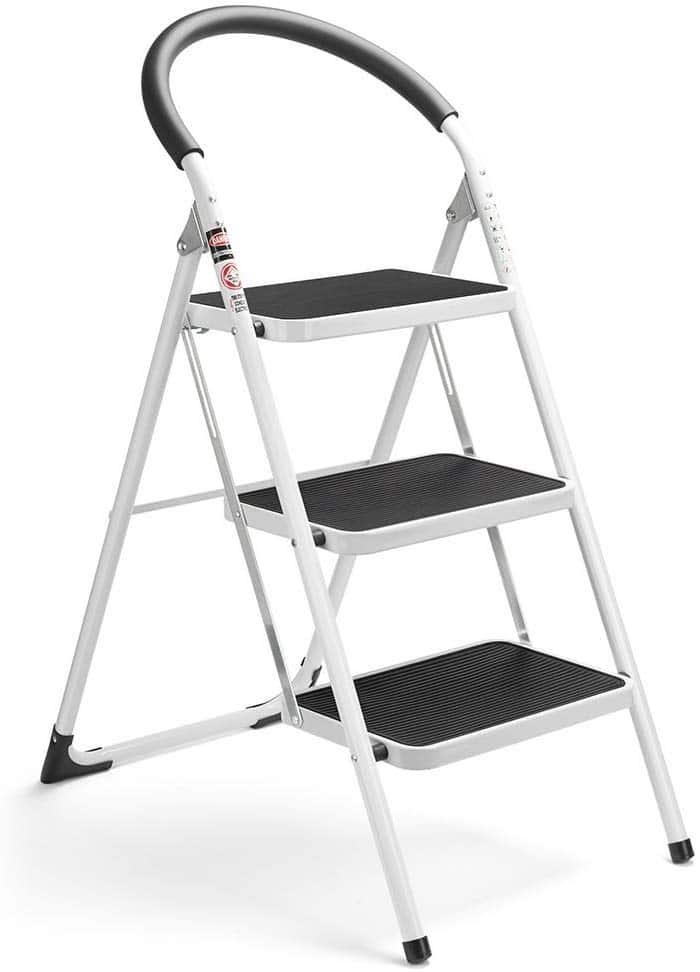 Delxo 3-Step Ladder